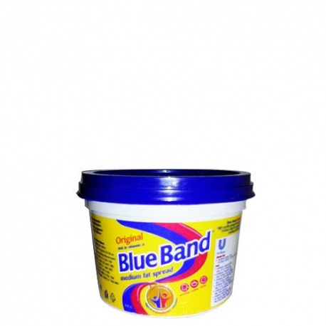 BLUE BAND MARGARINE ORIGINAL 500G
