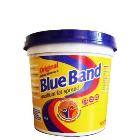 BLUE BAND MARGARINE ORIGINAL 1KG