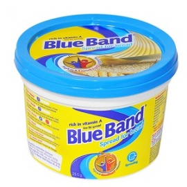BLUE BAND ORIGINAL BUTTER LOW FAT 250G