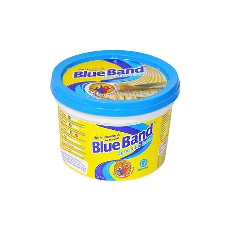 BLUE BAND ORIGINAL BUTTER LOW FAT 250G