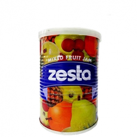 Zesta Jam Mixed Fruit 500g