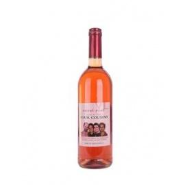 Four Cousins Sweet Rosè 750ml