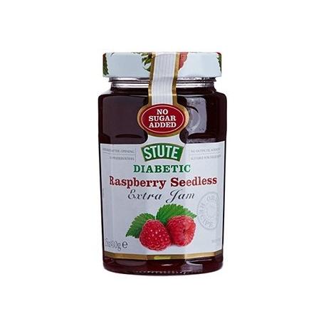 Stute Diabetic Raspberry Extra Jam 430g