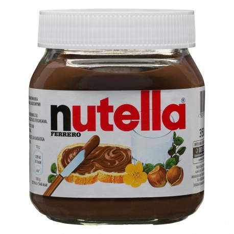 Nutella Hazelnut Spread 350g