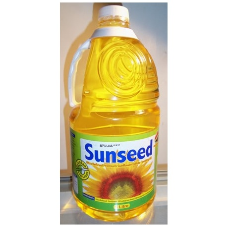 Sunseed cooking oil 3L