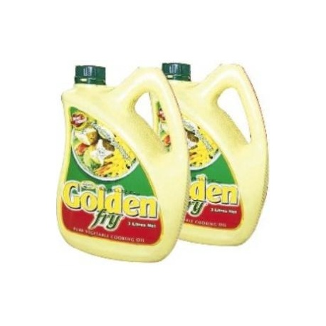 GOLDEN FLY cooking oil 3L