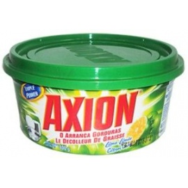 Axion dish washing paste lime 400g