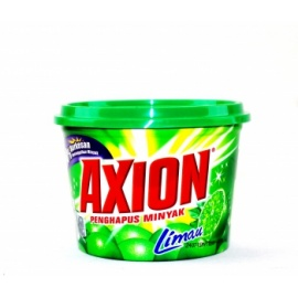 Axion dish washing paste lime 800g