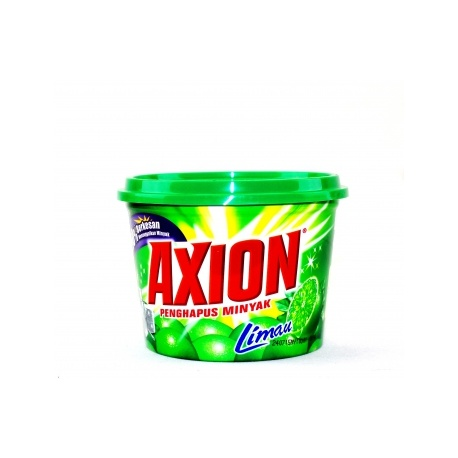 Axion dish washing paste lime 800g
