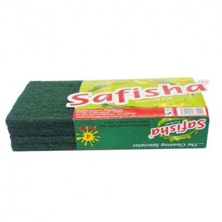 Safisha Scouring Sponge 4 packs