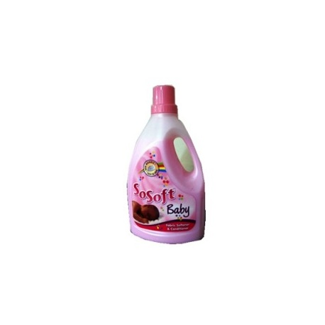 SO SOFT BABY FABRIC SOFTENER 2.5LT