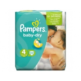 Pamper Pants baby dry maxi   7-18 kg