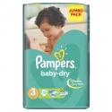 Pamper Baby Dry midi  4-8 kg 8 packs