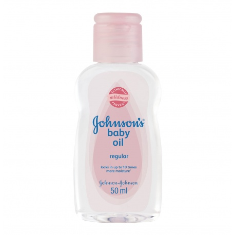 Johnson Baby  Oil 50ml