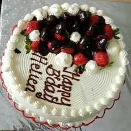Name Birthday Cake
