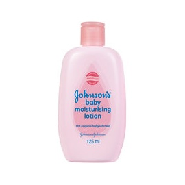 Johnson's Baby Moisturizing Lotion 125ml