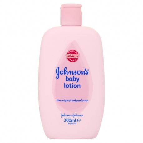 Johnson's Baby Moisturizing Lotion 300ml