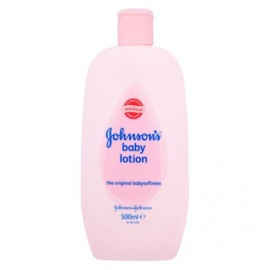 Johnson's Baby Moisturizing Lotion 500ml