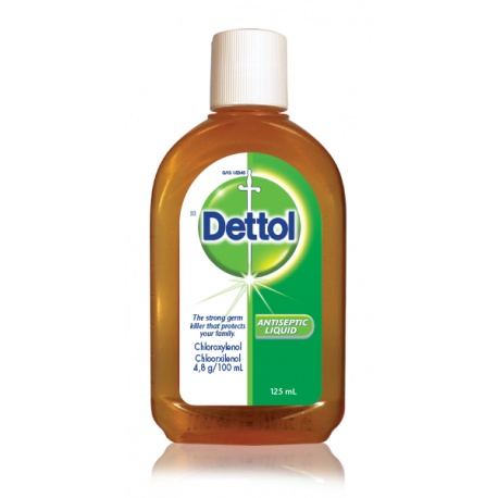 Dettol Antiseptic Liquid. 125Ml