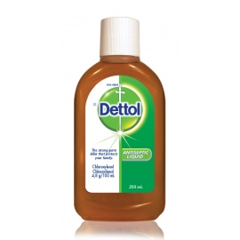 Dettol Antiseptic Liquid. 250Ml