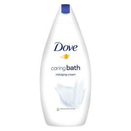 Dove Caring  Bath Indulging Cream 500ML