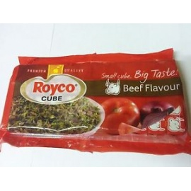 Royco Beef Flavour Cubes 40X4g