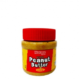 Nuteez Peanut Butter Cruchy 250g
