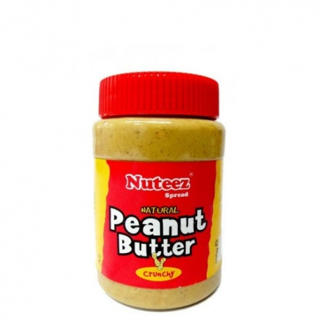 Nuteez Peanut Butter Cruchy 400g