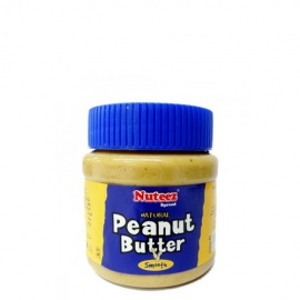 Nuteez Peanut Butter Smooth 250g
