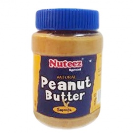 Nuteez Peanut Butter Smooth 400g