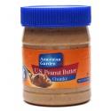American Garden Peanut Cruchy Butter 340g