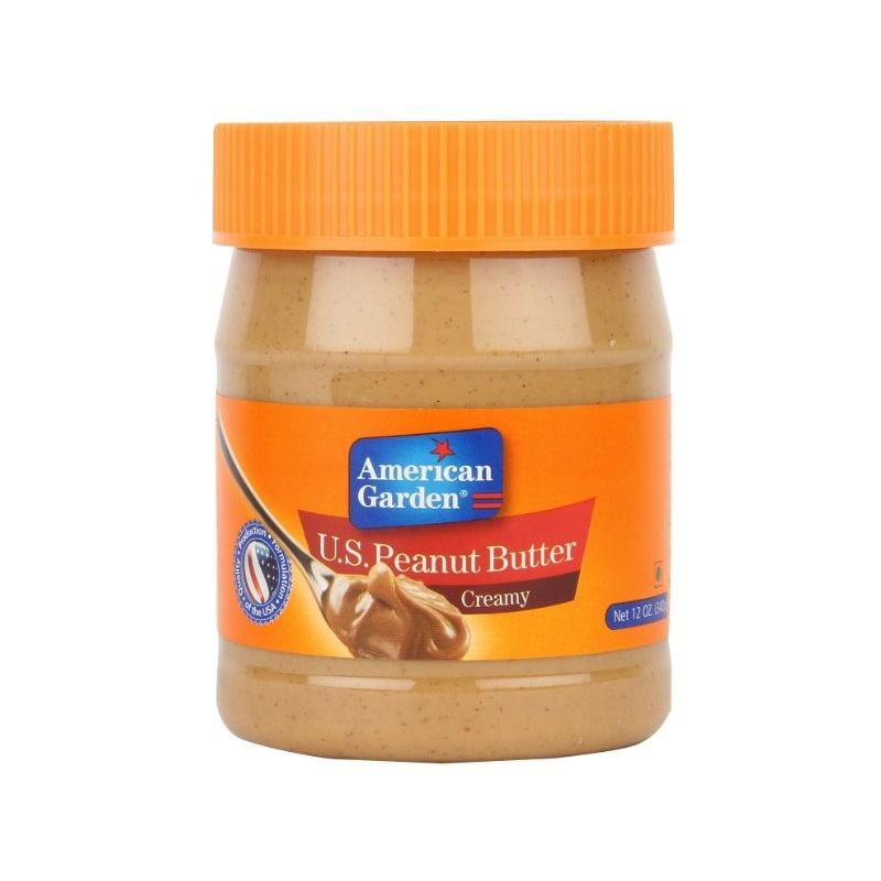 Buy american garden peanut butter smooth340g online for American garden company