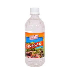 American Garden Natural White Vinegar  473ml