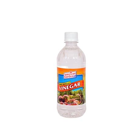 American Garden Natural White Vinegar  473ml