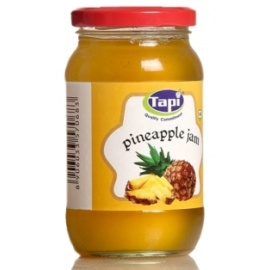 TAPI PINEAPPLE FRUIT JAM 500 GM