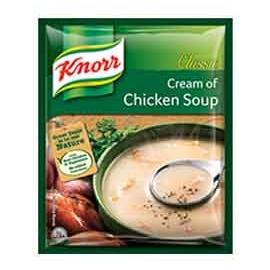 Knorr Cream of Chicken Soup 50g