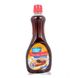 American Garden Pancake Syrup 24 OZ