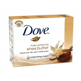 Dove Shea Butter Bar Soap, 135g