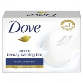 Dove ORIGINAL Beauty White Bar Soap, 135g