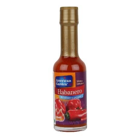 American Garden Habanero Sauce 58ml