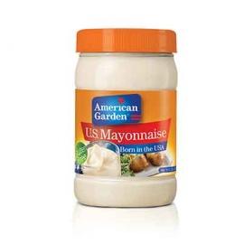 American Garden U.S Mayonnaise 16OZ