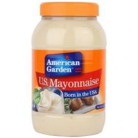 American Garden U.S Mayonnaise 30 OZ