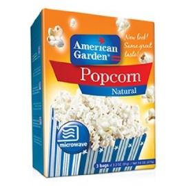 American Garden Micro-Wave Popcorn 297g