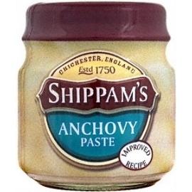 SHIPPAMS ANCHOVY PASTE 12x35G