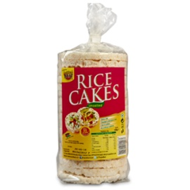 Rice Cakes Unsalted 100g