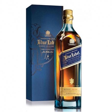 J W BLUE LABEL 75CL