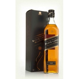 J W BLACK LABEL 1LT