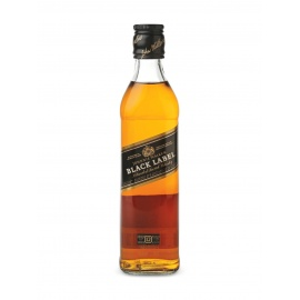 J W BLACK LABEL 12YRS 375ML