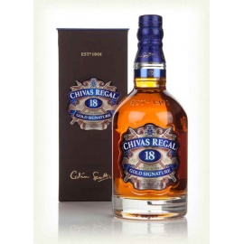 CHIVAS REGAL 18 YEARS OLD 75CL