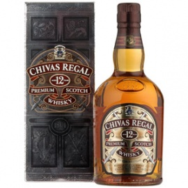 CHIVAS REGAL 12YEARS 75CL